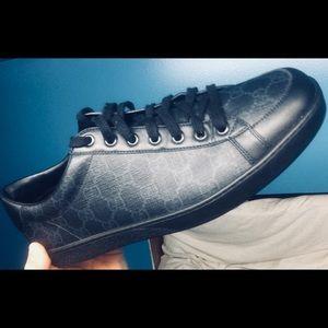 Gucci's Black Tessuto GG Supreme